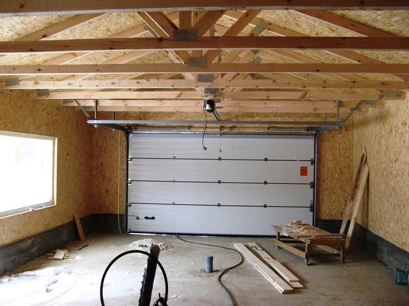 Построить крышу гаража своими руками фото 314