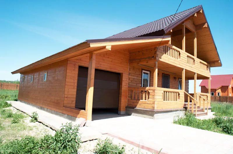 пристроенный гараж к деревянному дому фото также вызывают аллергию