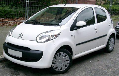 Citroën C1 – автомобиль класса А