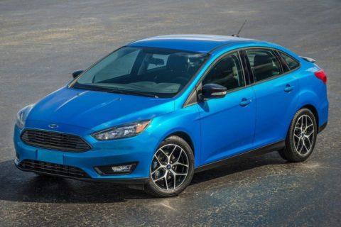 Ford Focus − автомобиль класса С