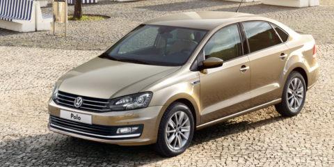 Volkswagen Polo − автомобиль класса В