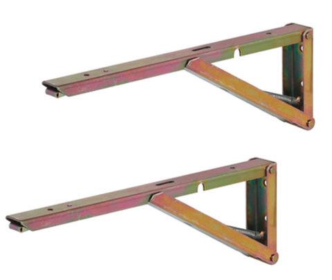 Кронштейны для складных консольных стеллажей