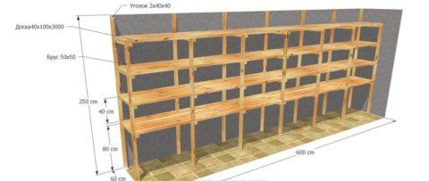 Начинать работу следует с подготовки проекта будущей мебели