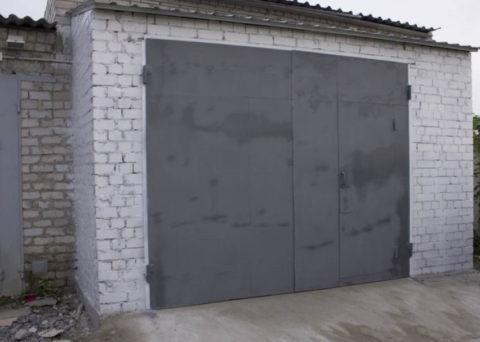 Удлинить гараж можно самостоятельно