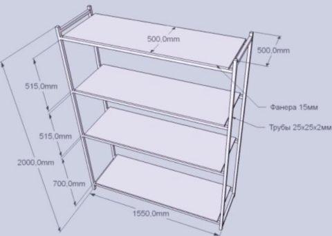 Работу по созданию мебели начните с подготовки проекта