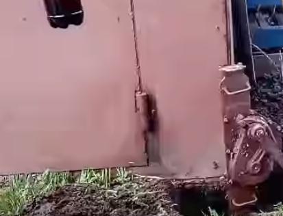 Подъем гаража