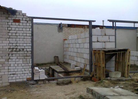 Общие стены очень сильно удешевляют строительство