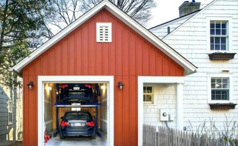 Пристраивать гараж нужно правильно