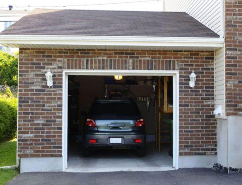 Согласно СНиП, пристроенные гаражи тоже являются стоянками