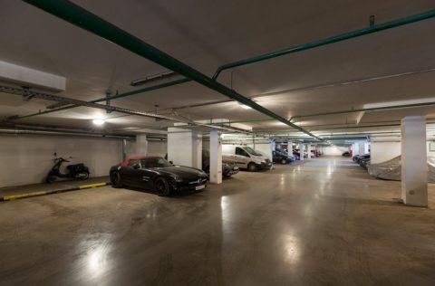 Народный паркинг: вид изнутри
