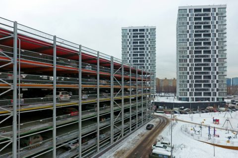 Открытый народный паркинг