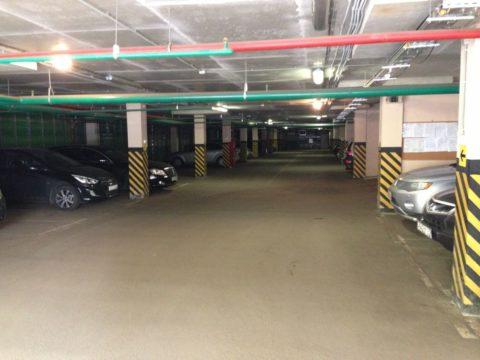 Расстановка машин в народном паркинге