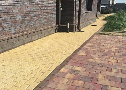Тысячи довольных клиентов стали обладателями действительно качественной тротуарной плитки