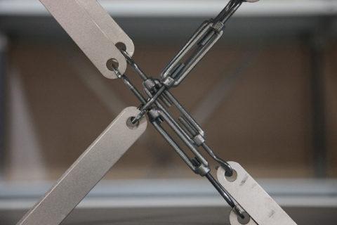 Крестовины для стеллажных конструкций