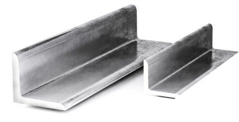 Толстостенный уголок из металла
